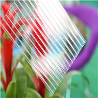 河北保定定州供应透明PC阳光板 温室大棚