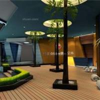 天津健身房装修设计