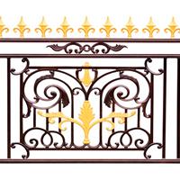 2016厂家直销别墅护栏  栏杆     围栏