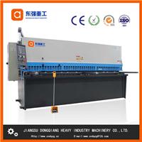剪板机-QC12K-摆式数控液压剪板机-东强重工