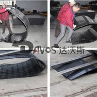 供应雨季路面专用聚乙烯防滑路基板