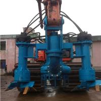 挖掘机使用液压抽沙泵【厂家直供】
