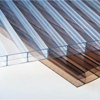 供应康柏宇PC聚碳酸酯阳光房造价透明采光