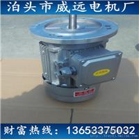 YS铝壳三相异步电动机YS7124 4极0.37KW