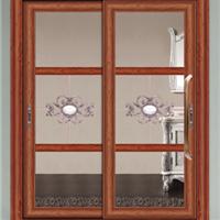 供铝门窗-93A吊趟门-维金斯门窗