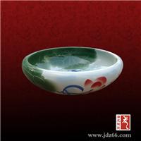 景德镇陶瓷小鱼缸,陶瓷荷花缸,龙珠缸