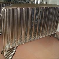 供应深圳不锈钢临时围栏_不锈钢移动护栏