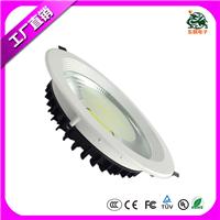 厂家直销LED筒灯2.5寸3寸4寸5寸6寸COB筒灯