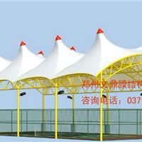 供应篮球场膜顶棚,门球场顶棚膜结构