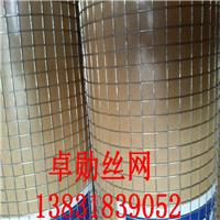 卓勋厂家供应铁丝热镀锌电焊网