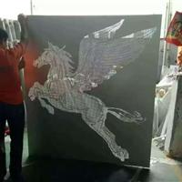 厂家直销雕花板铝镂空板雕花雕花铝板