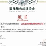 国际绿色经济协会常务委员单位