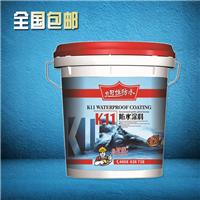 供应K11防水涂料 楼顶屋面防水涂料