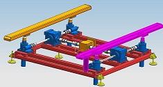 供应SWL15丝杆升降机,多台联动平台