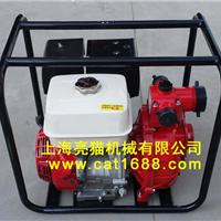 供应本田GX390汽油高压消防泵,13马力防汛泵