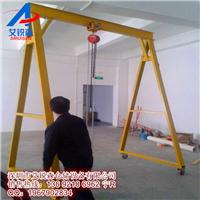 简易拆装式龙门吊架
