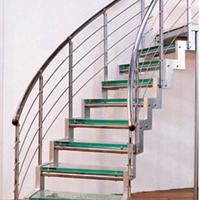 供应天津台阶钢化玻璃加工