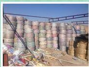 沅江市 洪兴制绳厂 专业制作 废纸打包绳 大棚压膜绳 编织袋