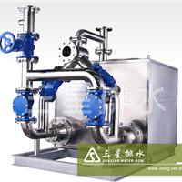 供应污水提升泵站
