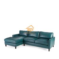 地中海转角真皮沙发 新款高品质真皮沙发