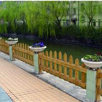 供应大连护栏、庭院围栏、栅栏、木栅栏