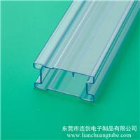 连接器包装管 透明PVC包装管 高弹性包装管