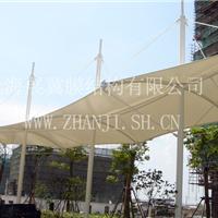 供应上海展冀膜结构景观 张拉膜结构