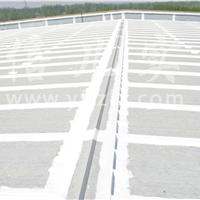 金属屋面防水涂料钢结构屋面防水涂料多少钱