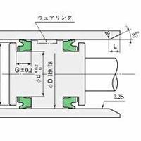 供应阪上制作所SAKAGAMI 橡胶防尘密封垫