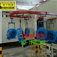 内转子曳引机生产线,检测线,曳引机装配线