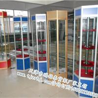供应钛合金旋转柜/精品展示柜/钛合金货架
