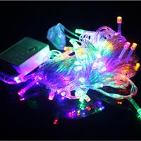 LED节日灯,灯串,瀑布灯.流星管,网灯
