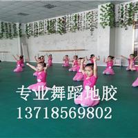 西安厂家直销PVC地板 4.0厚纯色舞蹈地胶