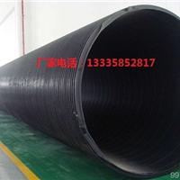 供应大口径dn1500/HDPE中空壁缠绕管型号