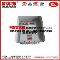 供应户外防护等级IP65防爆仪表箱