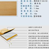 天津篮球pvc运动地板