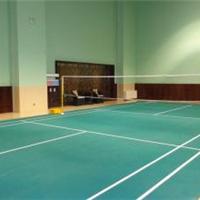 天津羽毛球地胶供应 体育工程地板