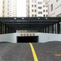 供应郑州钢化铝合金玻璃雨棚