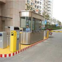 智能停车场管理系统-停车场-出入口道闸
