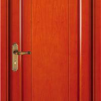 广州伊登橡木烤漆高端原木复合实木生态门