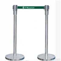 供应不锈钢护栏-伸拉带式护栏/伸缩式围栏