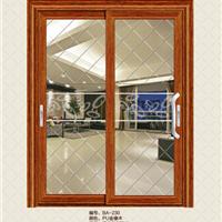供铝合金门-90A推拉门-两扇-维金斯门窗