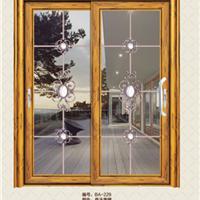 供铝合金门-90A三轨推拉门-两扇-维金斯门窗