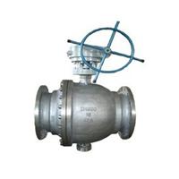 Q347MF蜗轮卸灰球阀