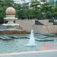 景观喷泉厂家施工|启泽园林