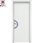 YH-4012 永不脱落青花瓷彩绘室内卧室门