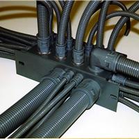 flexa防电磁波屏蔽包塑金属软管