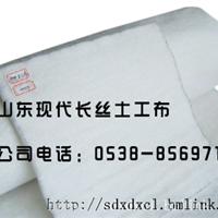 聚酯长丝土工布生产厂家山东现代长期供应