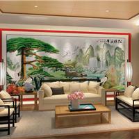 供应佛山彩雕艺术瓷砖背景墙加工定做价格