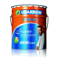 箭牌外墙乳胶漆 美国箭牌涂料加盟 超耐候